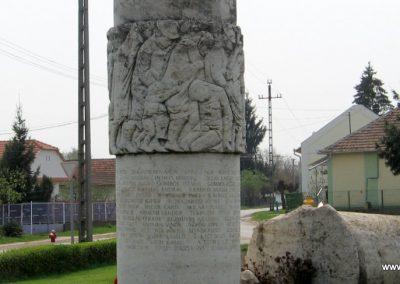 Tiszadob II.vh emlékmű 2009.04.09. küldő-kalyhas (7)