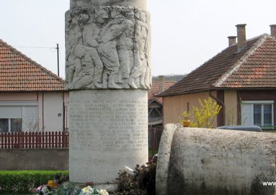 Tiszadob II.vh emlékmű 2009.04.09. küldő-kalyhas (8)