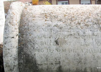 Tiszadob II.vh emlékmű 2009.04.09. küldő-kalyhas (9)