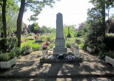 Tiszagyulaháza világháborús emlékmű 2014.06.23. küldő-kalyhas (2)