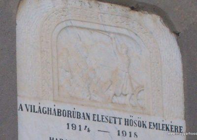 Tiszainoka I.vh emléktábla 2009.05.07.küldő-miki (1)