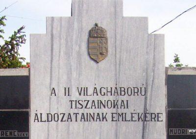 Tiszainoka II.vh emlékmű 2009.05.07. küldő-miki (1)
