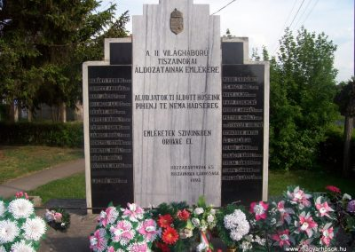 Tiszainoka II.vh emlékmű 2009.05.07. küldő-miki (3)