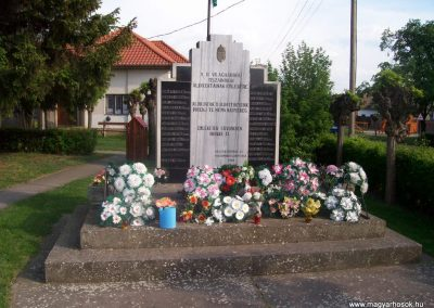 Tiszainoka II.vh emlékmű 2009.05.07. küldő-miki