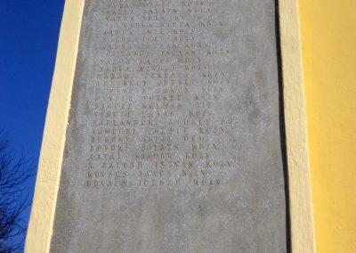 Tiszakécske - Újkécske I. világháborús emlékmű 2015.03.07. küldő-belamiki (1)