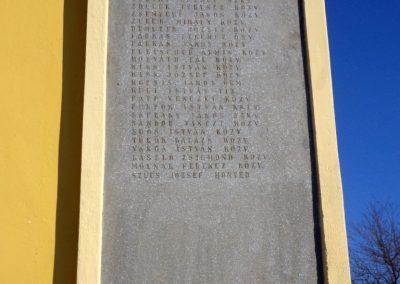 Tiszakécske - Újkécske I. világháborús emlékmű 2015.03.07. küldő-belamiki (11)