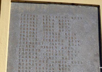 Tiszakécske - Újkécske I. világháborús emlékmű 2015.03.07. küldő-belamiki (12)
