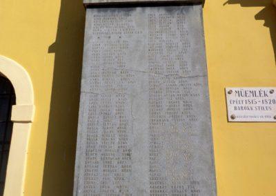 Tiszakécske - Újkécske I. világháborús emlékmű 2015.03.07. küldő-belamiki (4)