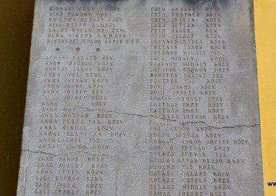 Tiszakécske - Újkécske I. világháborús emlékmű 2015.03.07. küldő-belamiki (5)