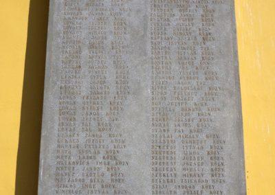 Tiszakécske - Újkécske I. világháborús emlékmű 2015.03.07. küldő-belamiki (8)