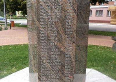 Tiszakécske II. világháborús emlékmű 2015.06.28. küldő-belamiki (10)