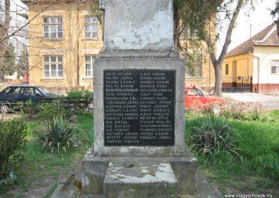 Tiszalök világháborús emlékmű 2009.04.09. küldő-kalyhas (4)