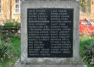 Tiszalök világháborús emlékmű 2009.04.09. küldő-kalyhas (7)