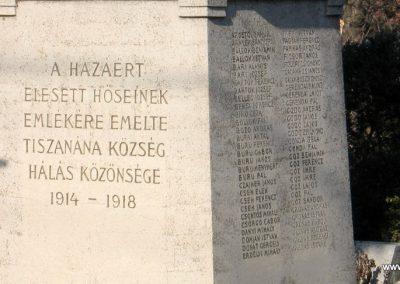 Tiszanána I.vh emlékmű 2008.02.25. küldő-kalyhas (3)