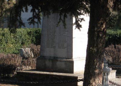 Tiszanána I.vh emlékmű 2008.02.25. küldő-kalyhas (4)
