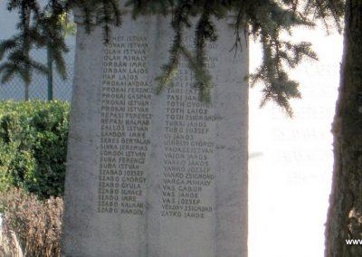 Tiszanána I.vh emlékmű 2008.02.25. küldő-kalyhas (5)