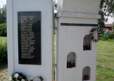 Tiszanagyfalu II. világháborús emlékmű 2014.06.23. küldő-kalyhas (4)