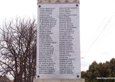Tiszapüspöki világháborús emlékmű 2006.03.18. küldő-miki (3)