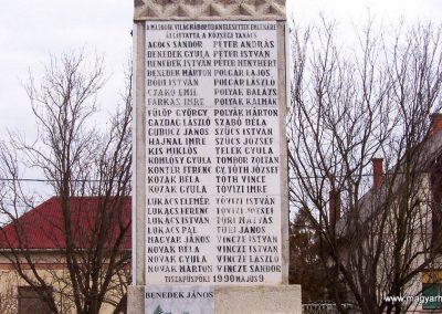 Tiszapüspöki világháborús emlékmű 2006.03.18. küldő-miki (7)