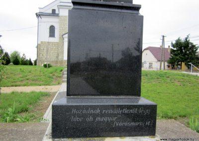 Tiszarád világháborús emlékmű 2013.05.23. küldő-kalyhas (4)