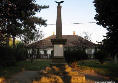 Tiszaroff I.vh emlékmű 2008.08.21. küldő-Kályhás (1)