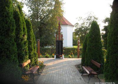 Tiszaroff II.vh emlékmű 2008.08.21. küldő-Kályhás