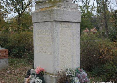 Tiszasüly I.vh emlékmű 2008.10.23. küldő-Kályhás (3)