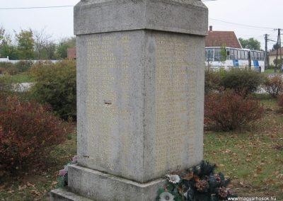 Tiszasüly I.vh emlékmű 2008.10.23. küldő-Kályhás (5)