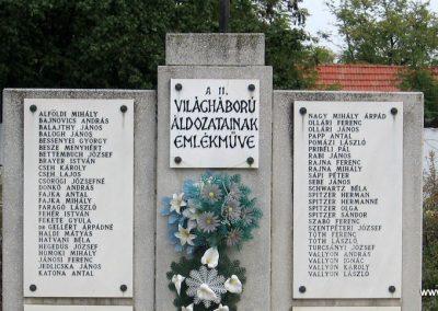 Tiszasüly II.vh emlékmű 2008.10.23. küldő-Kályhás (3)