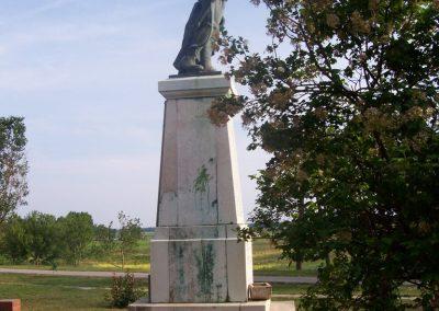Tiszasas világháborús emlékmű 2009.05.15. küldő-miki (4)