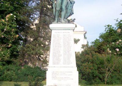 Tiszasas világháborús emlékmű 2009.05.15. küldő-miki