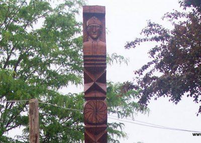 Tiszaszentimre II.vh emlékoszlop 2009.05.15. küldő-miki (2)