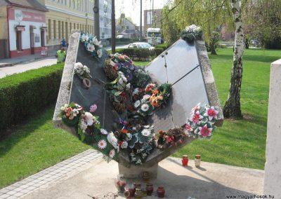 Tiszavasvári világháborús emlékmű 2009.04.09.küldő-kalyhas (3)
