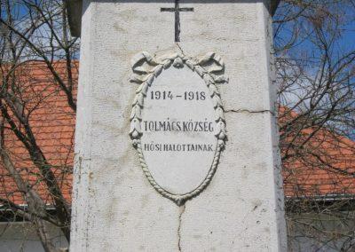 Tolmács I.világháborús emlékmű 2012.04.25. küldő-kalyhas (2)