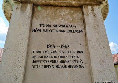 Tolna I. világháborús emlékmű 2014.07.13. küldő-Méri (3)