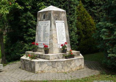 Tormafölde világháborús emlékmű 2009.05.23.küldő-Sümec (1)