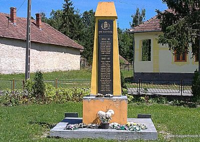 Tornaszentjakab világháborús emlékmű 2011.08.11. küldő-Pataki Tamás (1)