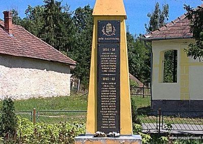 Tornaszentjakab világháborús emlékmű 2011.08.11. küldő-Pataki Tamás (2)
