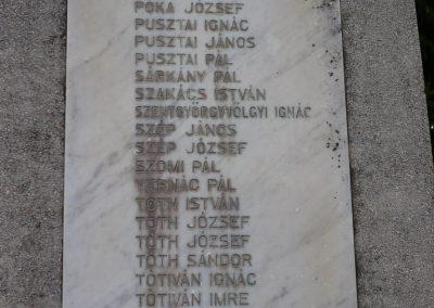 Tornyiszentmiklós I.vh emlékmű 2009.03.06.küldő-Sümec (5)