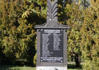 Tornyiszentmiklós II.vh emlékmű 2009.03.06.küldő-Sümec (1)