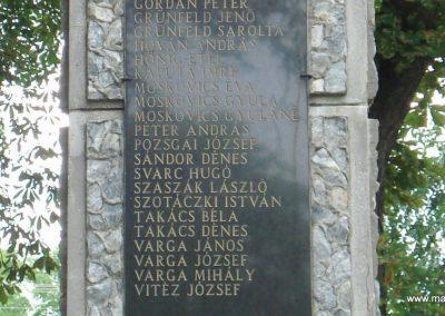 Tornyosnémeti hősi emlékmű 2012.07.19. küldő-megtorló (4)