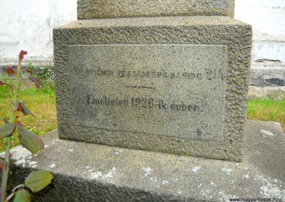 Torockó világháborús emlékmű 2011.06.19. küldő-Sümec (7)