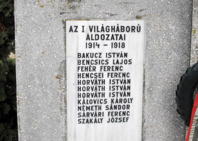 Torony világháborús emlékmű 2014.11.18. küldő-gyurkusz (2)