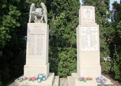 Torvaj világháborús emlékművek 2013.08.23. küldő-kalyhas (2)