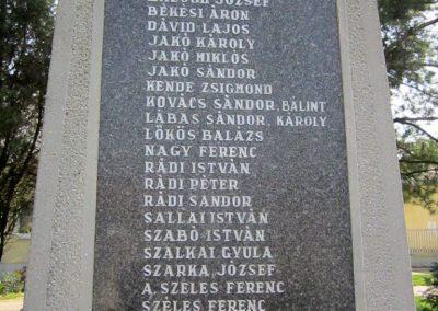 Tunyogmatolcs - Matolcs világháborús emlékmű 2014.08.04. küldő-kalyhas (3)