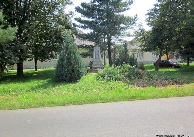 Tunyogmatolcs - Matolcs világháborús emlékmű 2014.08.04. küldő-kalyhas