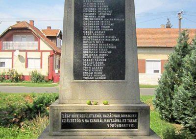 Tunyogmatolcs - Matolcs világháborús emlékmű 2014.08.04. küldő-kalyhas (5)