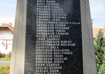 Tunyogmatolcs - Matolcs világháborús emlékmű 2014.08.04. küldő-kalyhas (6)