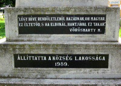 Tunyogmatolcs-Tunyog II. világháborús emlékmű 2014.08.04. küldő-kalyhas (4)