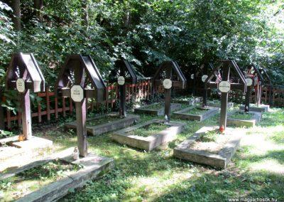 Tymbark I. világháborús temető 2016.07.21. küldő-Gyurkusz (2)